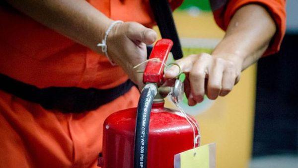 пожарный минимум обучение
